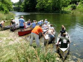 Whitewater Canoe Rental