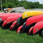 Whitewater Canoe Rental